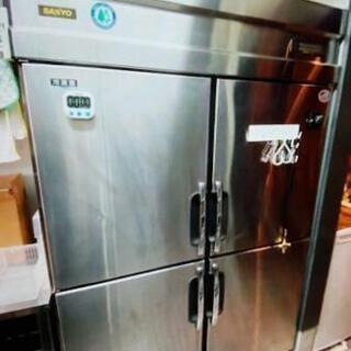 配送無料 業務用 大型冷凍冷蔵庫 サンヨー SRR-U261CH...
