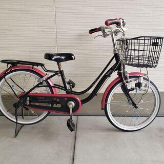 Panasonic自転車20インチ 女の子用