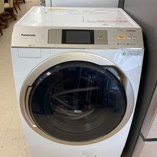 ★181 Panasonic ドラム式洗濯乾燥機 11kg 20...