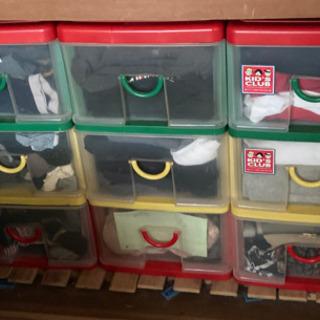 キッズ 3カラー3段ボックス