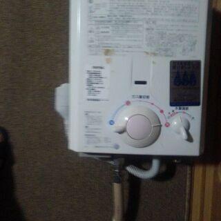 【ネット決済】大阪ガス都市ガス用湯沸し器です、プロパンは、駄目で...