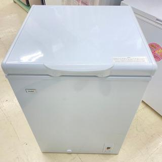 '18 Haier 電気冷凍庫 フリーザー 103L JF…