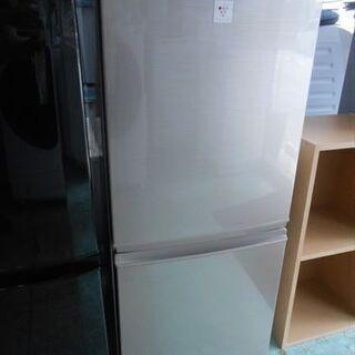 SHARP 137L冷蔵庫