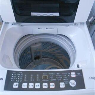 Hisense 2019年 5.5K洗濯機