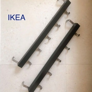 【ネット決済】IKEA  シューシグ ドアフック 2本セット