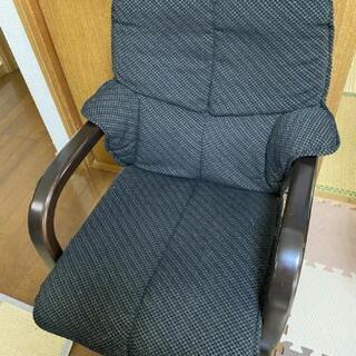 リクライニング付ソファ椅子