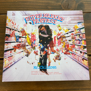 Mr.Children Supermarket fantasy ...