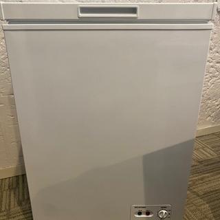 【ネット決済】アイリスオーヤマ 冷凍庫100L