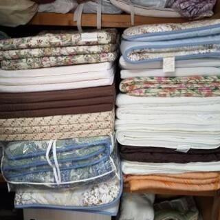 一枚1000円 シングル布団 多数あります 寝具