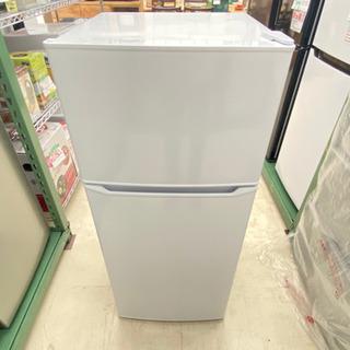 '19 Haier 2ドア冷蔵庫 JR-N130A ホワイト