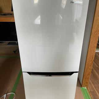 【極美品❣️】130L  冷蔵庫  Hisense【高年式…