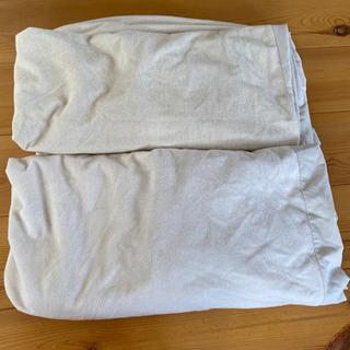 ニトリ 防水ベッドマットパッド シングル 2枚セット