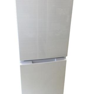 SHARP 冷凍冷蔵庫 SJ-D15G 2ドア 2020年製