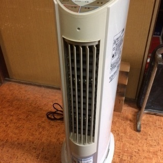 冷風扇 冷風機 YAMAZEN キャスター台付き タイマー・羽ス...