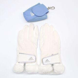 【ネット決済・配送可】CA229 Adidas アディダス ゴル...