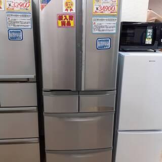 【💯6ヶ月保証💯】日立 HITACHI 470L冷蔵庫 2011...