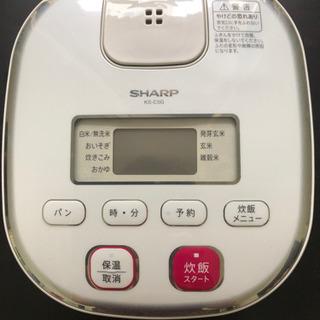 SHARP炊飯器 ks-c5g 2013年製