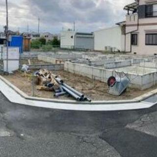 【河内山本駅】6月完成予定の新築戸建です😌収納充実最高😲