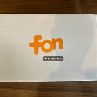 無線LANルーター フォン・ジャパン製 FON2405E