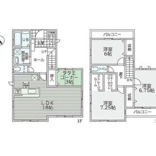 【志紀駅】徒歩5分🍊新築ピカピカ戸建てです🏡