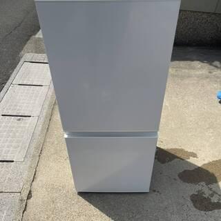 無印良品 126L ノンフロン電気冷蔵庫 MJ-R13A形