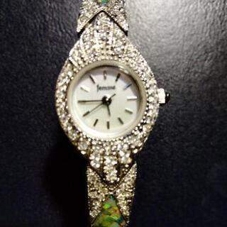 femmeアンティーク調腕時計 500円