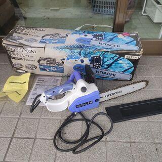 HITACHI 電気チェーンソー FCS 25SA 電動工具