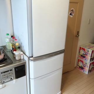 【ネット決済】三菱冷蔵庫MR-C34Tホワイト東京都受渡し