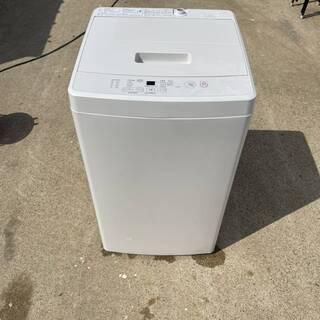 無印良品 5.0kg 洗濯機 MJ-W50A