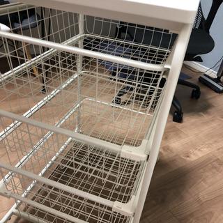 【ネット決済】IKEA ALGOT アルゴート(天板・キャスター付き)