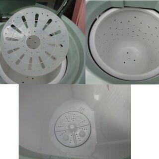 2槽式小型洗濯機「晴晴」【中古品】 - 売ります・あげます