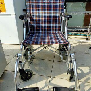 軽量 コンパクト 車椅子 車いす 介助用 介護用 折りたたみ式 ...
