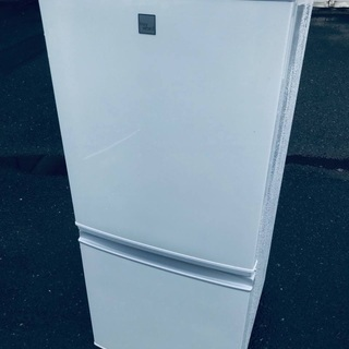 ♦️EJ832B SHARPノンフロン冷凍冷蔵庫 【2018年製】
