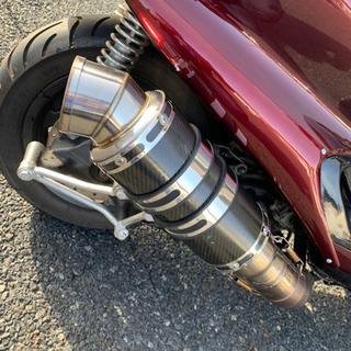 【ネット決済】マジェスティC 250cc  ワインレッド 状態良好