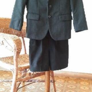 【ネット決済】サイズ120センチ前後 男の子スーツフルセット(ク...