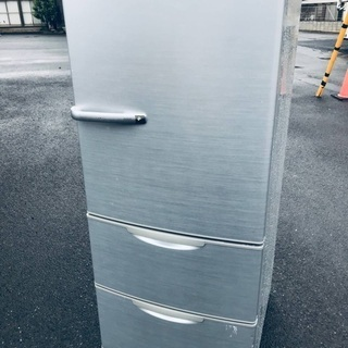 ♦️EJ840B AQUAノンフロン冷凍冷蔵庫 【2013年製】