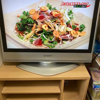 Panasonic 液晶テレビ26V型*テレビ台付き!