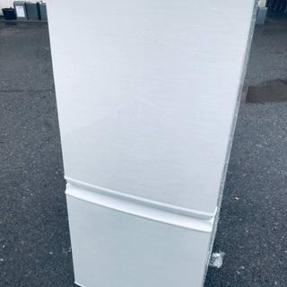 ♦️EJ841B SHARPノンフロン冷凍冷蔵庫 【2013年製】