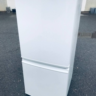 ♦️EJ843B SHARPノンフロン冷凍冷蔵庫 【2015年製】