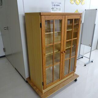 ガラス扉付き雑収納(R304-17)