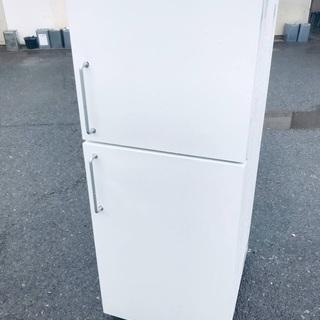 ♦️EJ845B 無印良品 冷蔵庫 【2007年製】
