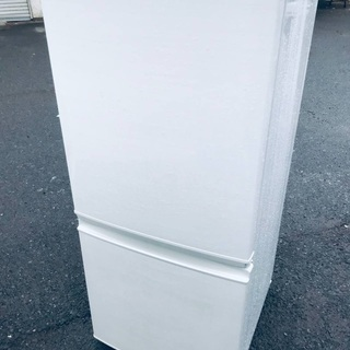 ♦️EJ847B SHARPノンフロン冷凍冷蔵庫 【2017年製】