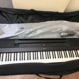 YAMAHA ヤマハ 木製鍵盤 電子ピアノ P-515B 201...
