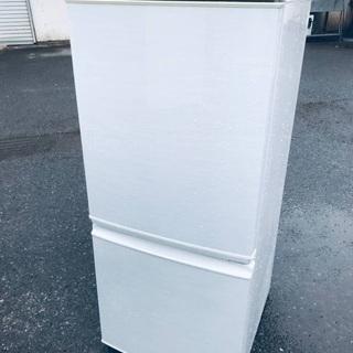 ♦️EJ850B SHARPノンフロン冷凍冷蔵庫 【2012年製】