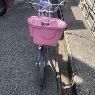 18㌅子供用自転車‼︎