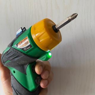 電動ドライバー 電池式