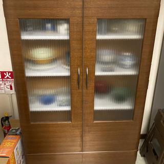 昭和レトロ 木製 本棚