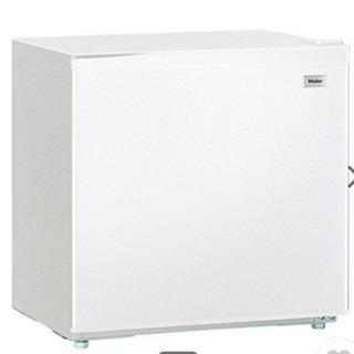 ハイアール 1ドア冷凍庫(直冷式) JF-NU40G(S)…