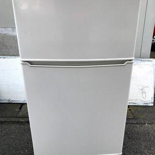 冷蔵庫 AMADANA AT-HR11 86L 2017年製