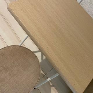 テーブル/椅子/折り畳み/セット/取りに来てくれる方限定